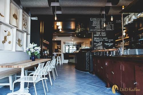 Kết quả hình ảnh cho Thiết kế quán cafe rang xay tại chỗ: kinh nghiệm xương máu dành cho dân Startup